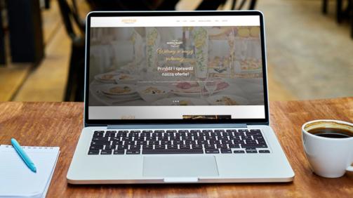 restauracja pozytywna - strona internetowa wordpress, integracja facebook